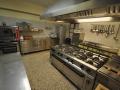 La cucina del Centro Raid Avventura