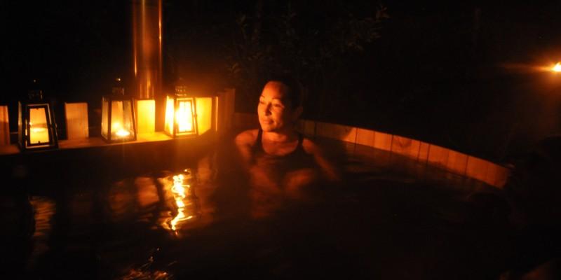 Relax nelle saune giapponesi