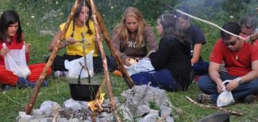 Outdoor survival e problem solving
