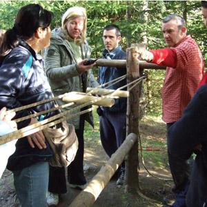 Team Building Aziendale - Centro Raid Avventura