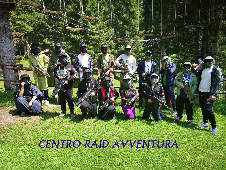 Softair Centro Raid Avventura