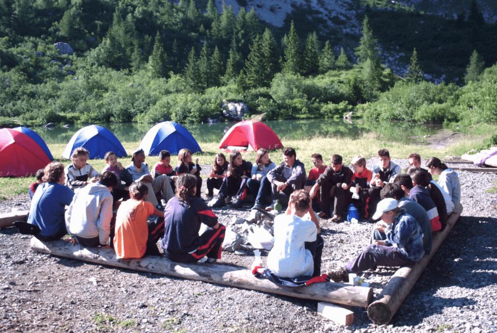 Centro Raid Avventura - Bivacco nei dintorni del lago Campelli